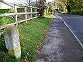 Milestone, Chilmark - geograph.org.uk - 1573075.jpg