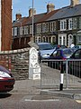 Milestone, Cowbridge Road East - geograph.org.uk - 1300234.jpg