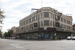 Milwaukee-Diversey-Kimball District - Building at 2778 Milwaukee Avenue