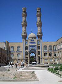 Minarets masjed-e-jomeh tabriz.jpg
