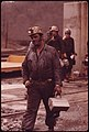 Miner, Who Has Just Finished His Shift at Virginia-Pocahontas Coal Company Mine -4, near Richlands, Virginia 04-1974 (3907178074).jpg
