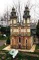 Miniatura bazyliki krzeszowskiej w parku miniatur w Kowarach DSCF3668.jpg