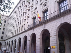 Ministry of Employment and Social Security (Spain) - Headquarters