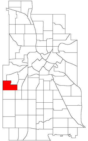 Cedar-Isles-Dean, Minneapolis - Image: Minneapolis Cedar Isles Dean Neighborhood