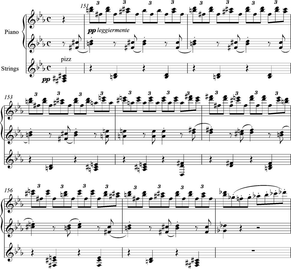 Minor version 2 - piano