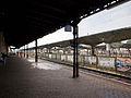 Miskolc, nádraží, nástupiště.jpg