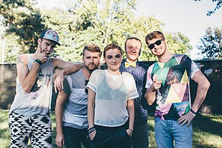 MisterWives American indie pop band