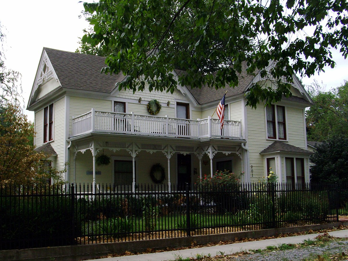 Mitchell Ward House Gentry Arkansas Wikipedia
