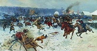 Battle of Erastfer - Image: Mitrophan Grekov 06
