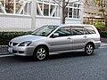 Mitsubishi LANCER WAGON Touring Sports Package (LA-CS5W) front.jpg