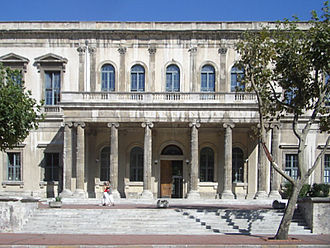 ITU School of Architecture - Image: Mk Istanbul Technische Universität