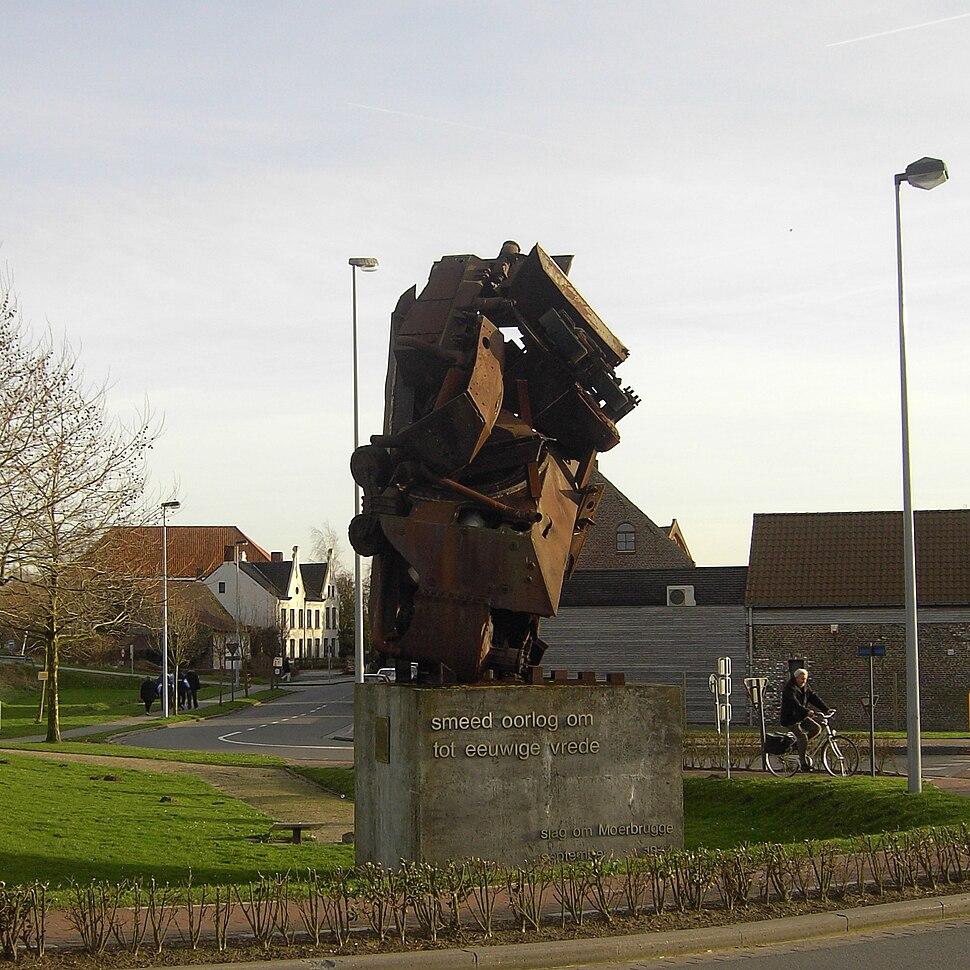Moerbrugge (Oostkamp) - Monument