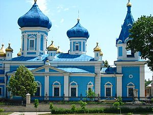 Religion in Moldova - Moldavian Orthodox church