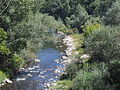Molières-sur-Cèze Pont Grey Heron 9498.JPG