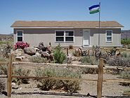 Molossia - Government House