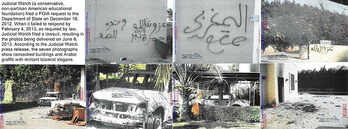 2012 Benghazi attack Wikipedia