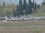 Montenegrian air force Soko G-4 super galeb