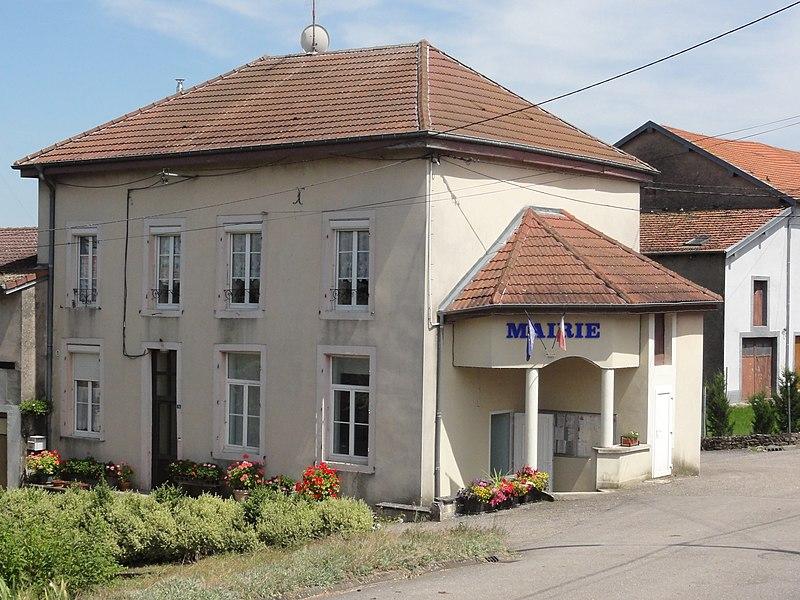 Montigny (M-et-M) mairie