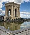 Montpellier-Château d'eau du Peyrou-2012 07 02.jpg