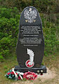 Monument 1st armoured polish division Normandy Dday.jpg