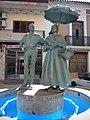 Monument a la festa de les Alfàbegues a Bétera.JPG