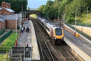 Moorthorpe railway station