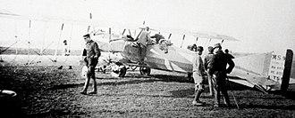 Morane-Saulnier T - Image: Morane Saulnier T French First World War bomber