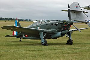 Morane-Saulnier M.S.406 - Morane-Saulnier D-3801 (GC LaFayette)
