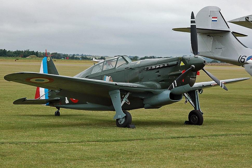 Morane D-3801 J-143