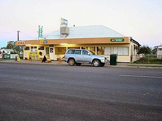 Morven, Queensland - Hotel