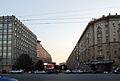Moscow, Smolenskaya-Sennaya sq, 23-25 - Strela (2010s) by shakko 03.JPG