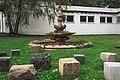 Moscow, fountain near pavilion 30 'Microbiology' (31157015900).jpg