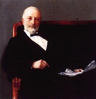 Danish merchant and judge (1825-1912)