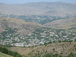 The village of Movses