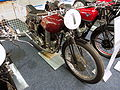 Motor-Sport-Museum am Hockenheimring, Dark red CM 500 with OHV engine, pic3.JPG