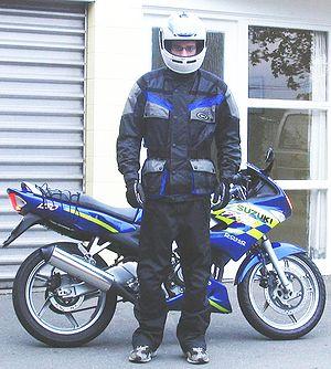 Motorbike safety gear