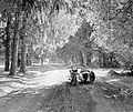 Motorcycle with sidecar, sunshine Fortepan 4915.jpg