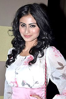Mouni Roy Indian actress