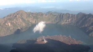 File:Mount Rinjani.ogv