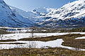 Mountains of Vesterdalen in Kvæfjord, Hinnøya, Norway, 2015 April - 2.jpg