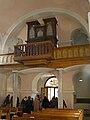 Mrákotín, kostel, interiér 02.jpg
