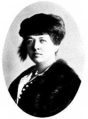 Elbert Henry Gary - Emma T. Townsend (1916)