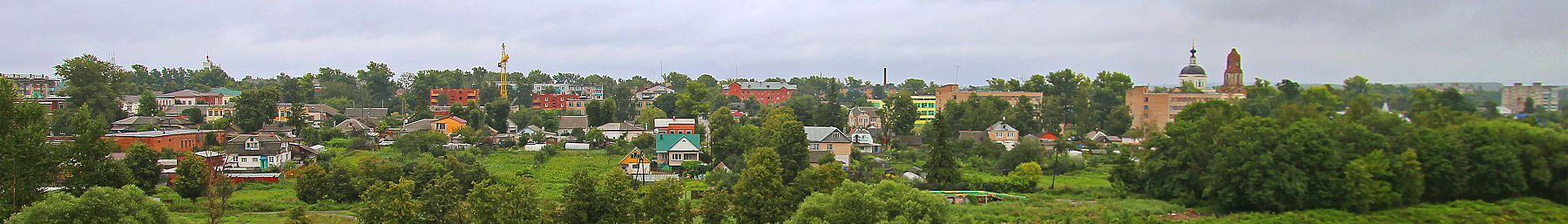 Mtsensk view on Zusha River and the town crop.jpg