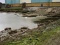 Muddy creek in Strood - geograph.org.uk - 143971.jpg