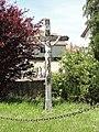 Mulcey (Moselle) croix de chemin B.jpg