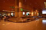 Mumbai International airport T2 baggage belt2.JPG