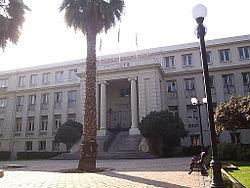 Ñuñoa's municipalty building