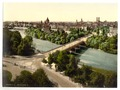 Munich from the Maximilianeum, Bavaria, Germany-LCCN2002696130.tif