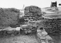 Murkomplex vid J, K 8 från norr Idalion. utgrävning - SMVK - C00860.tif