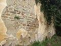Muro laterale della Chiesa di Calbi - panoramio.jpg